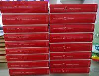 GG ENCICLOPEDIA 17 VOL POESIA ITALIANA STRANIERA - BIBLIOTECA DI REPUBBLICA 2004