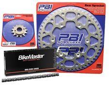 PBI XR 16-43 Chain/Sprocket Kit for Kawasaki KL 650 KLR 1996-2013