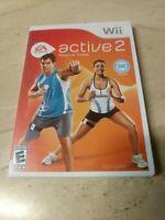 Active 2 Personal Trainer Nintendo Wii