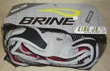 Boys Brine King Junior Lacrosse Shoulder Pads Xsmall Small New