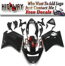 Black Yellow Fairing Kit For Honda CBR1100 XX 97-07 ABS Fairing Bodywork Sport
