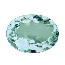 India Natural Oval Transparent Loose Gemstones