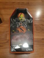 NYCC 2017 Exclusive Mezco Living Dead Dolls Sweet Tooth Halloween RARE!