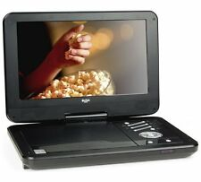 BUSH 12 Inch Portable Widescreen DVD Player with Swivel Screen with remote /USB