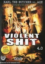 Violent Shit 4.0 - Karl The Butcher vs Axe (película de terror) con timo rose nuevo embalaje original