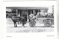 "*Idaho Postcard-""Horse-Drawn Fire Engine""  -1907- *Idaho Falls (2-ID)"