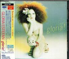 Gloria Estefan - gloria ! - Japan CD+5BONUS - 16Tracks OBI