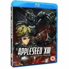 APPLESEED XIII Complete Series Collection Blu-ray, DVD | 5022366809849 | New