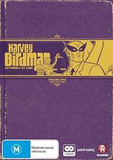 Harvey Birdman  Attorney At Law  Vol 1 DVD 2-Disc Set NEW & SEALED  FREE POST