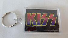 Kiss Band 2001 Catalog Ltd. Key Ring With Mirror #A3719.