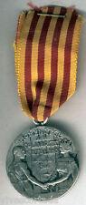 Spagna Medaglia d'onore solidarietà Catalana 1906 Alfonso XIII argento Nº 807