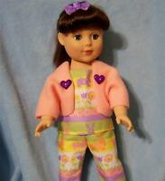 LOT Girl Doll Clothes Easter SET for 18 Gotz Tolly Madame Alexander Buy American