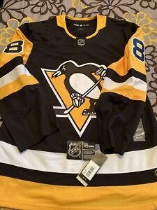 Phil Kessel Pittsburgh Penguins Adidas NHL Home Authentic Hockey Jersey Size 52