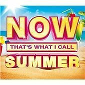 Various Artists - Now That's What I Call Summer (2014)