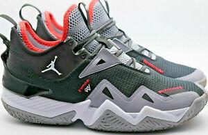 Authentic JORDAN Westbrook One Take / #CJ0780 001 / Black/White/Gray / NIB