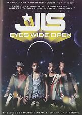 JLS,  Eyes Wide Open DVD, 2011