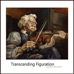 Transcending Figuration: Bransby in Retrospect - Exhibition catalog Eric Bransby