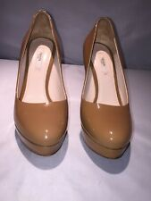 Authentic Prada Platform Pumps Shoes 38.5