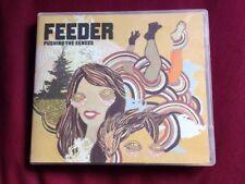 FEEDER - PUSHING THE SENSES - 2CD/DVD