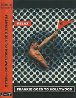 Frankie Goes To Hollywood Relax CASSETTE SINGLE ZTT FGTH1C Trance Synth-pop 93