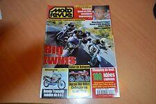 Moto revue N° 3403 Guzzi V 11 Sport/Buell X1 Lightning