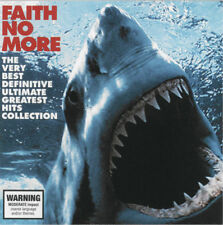 Faith No More The Very Best Definitive Ultimate Greatest Hits Collection 2cd