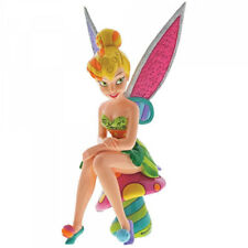 Disney Britto Tinker Bell Figurine 6001299 NEW in Gift Box