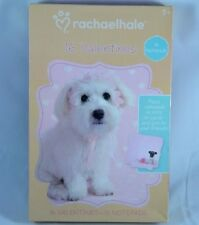 16 Count Rachael Hale Pets Valentines Cards & Notepads Cats & Dogs School Party