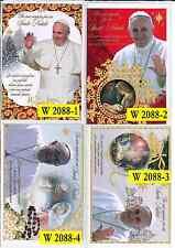 Cartolina Auguri Buon Natale Papa Francesco Micart 8012138139684