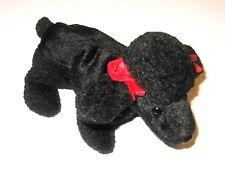 Ty Beanie Baby Original Gigi Poodle Dog PE Pellets Retired 1998