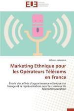 Marketing Ethnique Pour les Operateurs Telecoms en France by Labossiere...