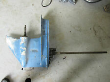 """Yamaha Outboard 130 hp Precision Blend Lower Unit Gear Case 25""""Standard Rotation"""