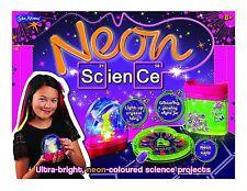 John Adams Neon Science Toy (Multi-Colour) with UV light