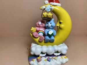 Care Bears Care-a-lot Christmas Express Collection Sweet Dreams of Christmas