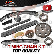 Timing Chain Kit fits Mazda 3 BK BL 6 GG CX-7 ER 2.3L Turbo MPS L3-VDT L3KG L3N9