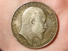 More details for 1902 edward vii crown legend edge nice grade england gt britain  #a8