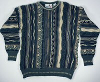 Florence Tricot Vintage Sweater Fresh Prince Cosby Hip Hop Men's Size L