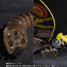 Bandai S.H.Monsterarts Mothra Adult & Mothra Larva Special Color Ver.