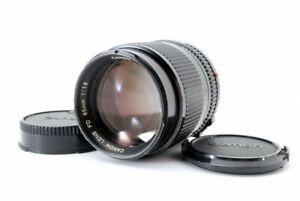 Canon New FD NFD 85mm F/1.8 Portrait Prime MF Lens [Exc] #861596