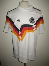 Germany Deutschland vintage football shirt soccer jersey fussball trikot size L