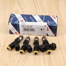 4Pcs/Set 210lb 2200cc Bosch Fuel Injector 0280158829For Mazda GM