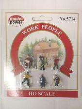 MODEL POWER - WORK PEOPLE - PERSONAGGI HO FS 5714