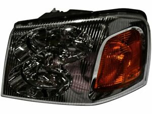 Left Headlight Assembly For 2002-2006 GMC Envoy XL 2004 2003 2005 Y376RY