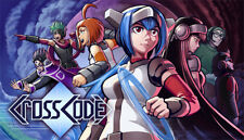 CrossCode Steam Game (PC/MAC/LINUX) - Europe only -