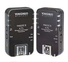 YONGNUO YN622C II Flash Trigger wireless TTL Controller Kit Per Canon UK