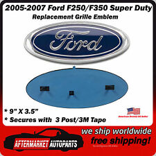 2005-2007 Ford F250/F350 Super Duty Replacement Grille Emblem Badge Name Plate