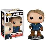Han Solo ( Snow Gear) - Pop Vinyl Bobble-Head 86 - Figurine Star Wars VII