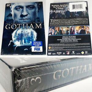 Gotham: The Complete Third Season DVD New Sealed DC Comics Fox Season 3