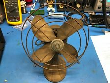 Small Antique Electric Fan ICY