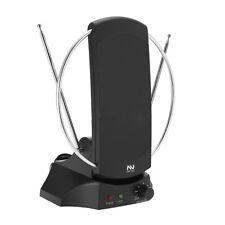 BIG SAVE Nutek Digital Indoor Amplified TV HDTV DTV Antenna High Gain VHF UHF FM